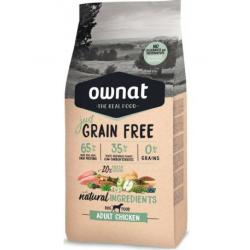 Ownat Just Grain Free Canine Adult Chicken 14kg