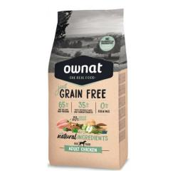 Ownat Just Grain Free Canine Adult Chicken 3kg