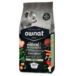 Ownat Ultra Canine Adult Mini 1kg