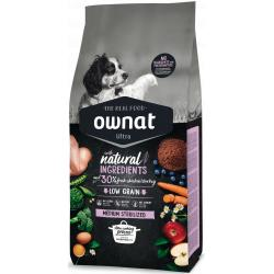 Ownat Ultra Medium Sterilized para Perros 14kg