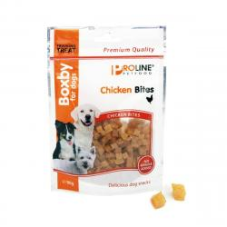 Boxby Premio Snacks de Pollo Pack 2x90g