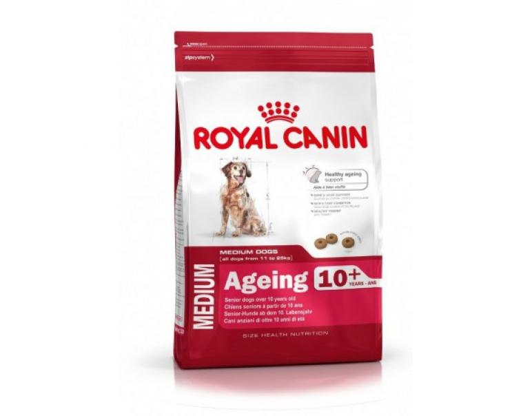 PACK AHORO Royal Canin Medium Ageing 10+ 2 x 15kg