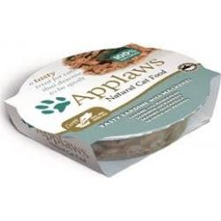 PACK AHORRO Applaws Cat Tasty Sardina/Caballa 10x60g