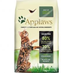 Applaws Cat Pollo y Cordero 7,5kg