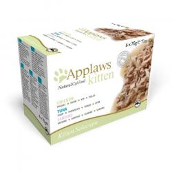 PACK AHORRO Applaws Kitten Multipack 6x70g