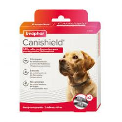 PACK AHORRO Beaphar Collares Canishield 3x2uds