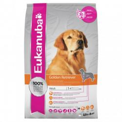 PACK AHORRO Eukanuba Golden Retriever 2x12kg