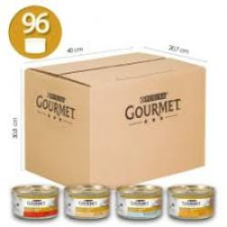 PACK AHORRO Gourmet Gold Mousse 96x24gr