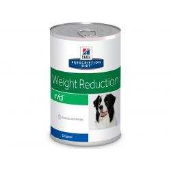 PACK AHORRO Hill's Weight Reduction r/d 12x350gr