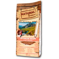 PACK AHORRO Natural Greatness Optimum Recipe Large 2x12kg