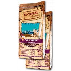 PACK AHORRO Natural Greatness Salvaje Wild Recipe 2x12kg