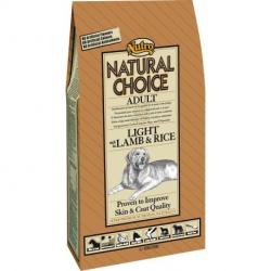 PACK AHORRO Nutro Natural Choice Adult Light Cordero & Arroz 2x10kg