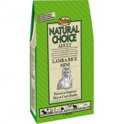 PACK AHORRO Nutro Natural Choice Adult Mini Cordero & Arroz 2 x 7kg