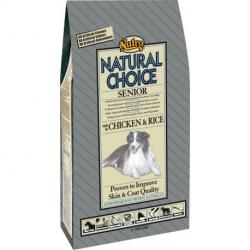 PACK AHORRO Nutro Natural Choice Senior Pollo & Arroz 2 x 10kg