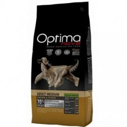 PACK AHORRO Optima Nova Adult Medium Pollo/Patata 2x12kg