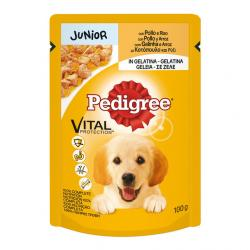 PACK AHORRO Pedigree Junior Sobres 24x100g