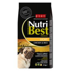 PACK AHORRO Picart NutriBest Light Pollo y Arroz 2x15kg