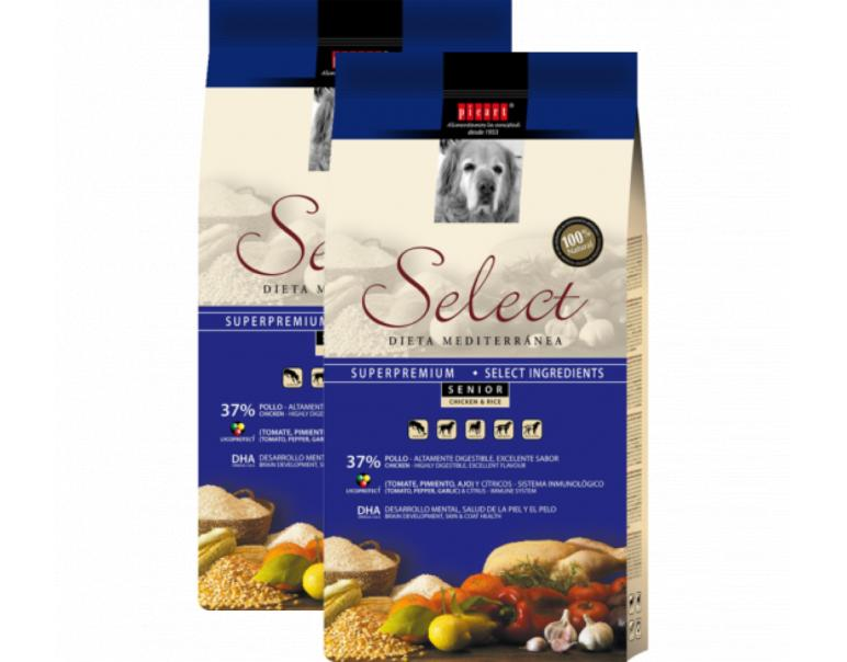 PACK AHORRO Picart Select Senior 2x15Kg