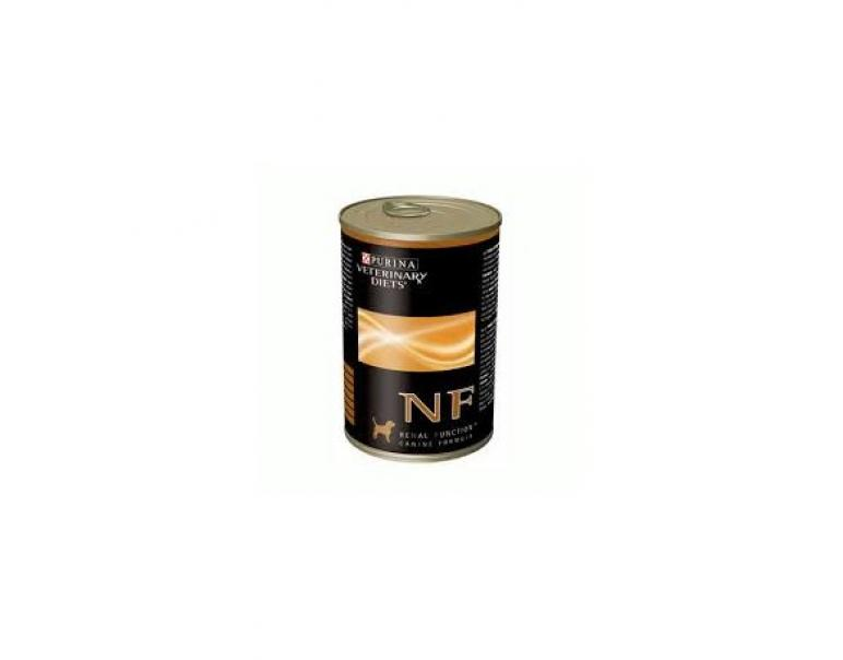 PACK AHORRO Purina NF Renal Function Perros 12x400gr
