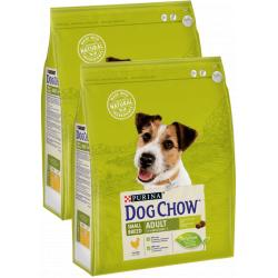 PACK AHORRO Purina Dog Chow Adult Pollo 2x14 Kg