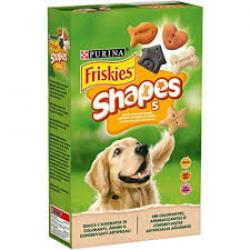 PACK AHORRO Purina Frikies Shapes 6x800gr