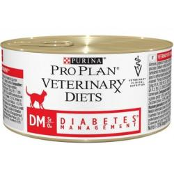 PACK AHORRO Purina Pro Plan Vet Feline DM Diabetes Pienso para Gatos 24x195g