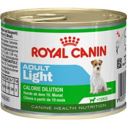 PACK AHORRO Royal Canin Adulto Light 12x195gr
