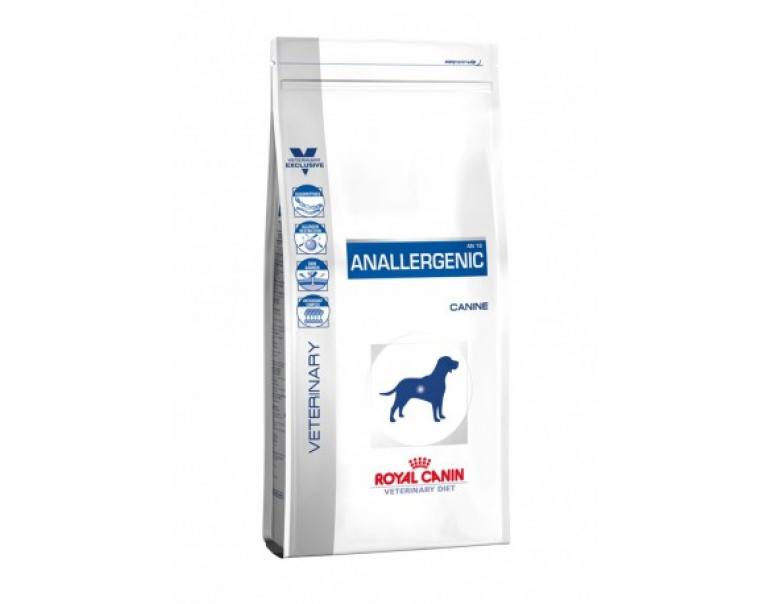 PACK AHORRO Royal Canin Anallergenic 2 x 8 Kg
