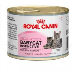 PACK AHORRO Royal Canin Babycat Instinctive 12 Latas 195 g