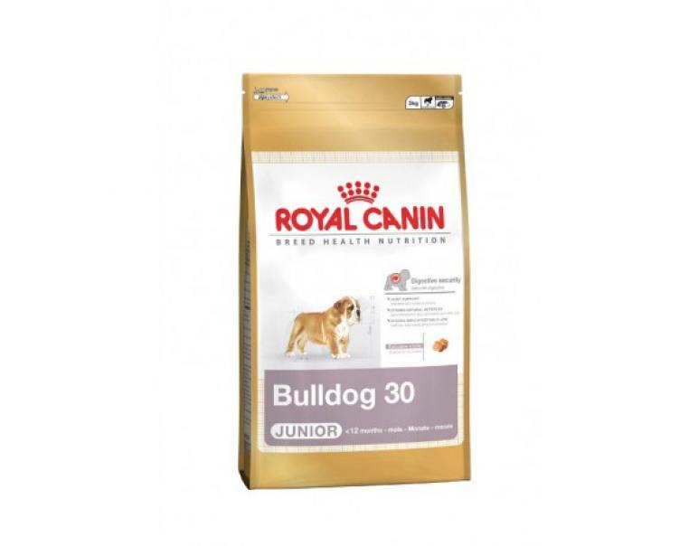 PACK AHORRO Royal Canin Bulldog Junior 30 2 x 12kg