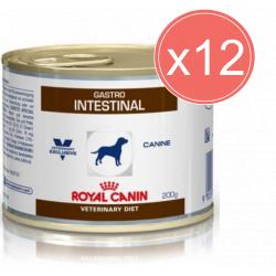 PACK AHORRO Royal Canin Gastro Intestinal 12x200gr