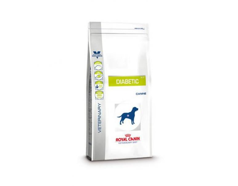 PACK AHORRO Royal Canin Diabetic 2 x Saco de 12 Kg
