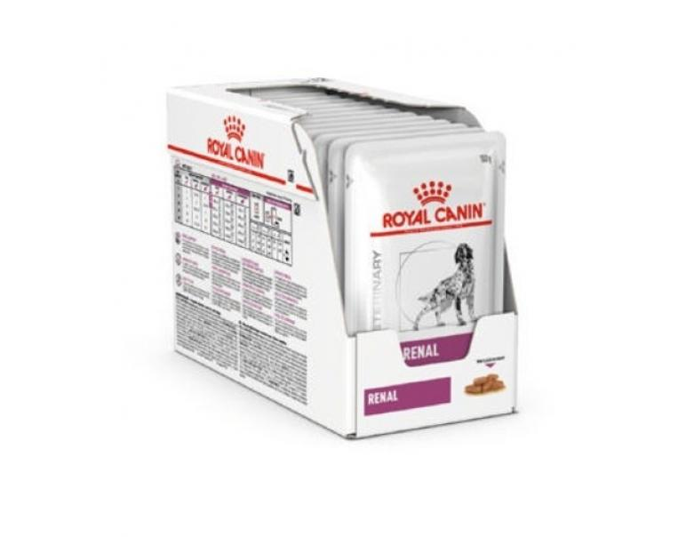 Royal Canin Early Renal Pouch 12x100gr