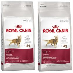 PACK AHORRO Royal Canin Health Nutrition Fit 32 2 x 4 Kg