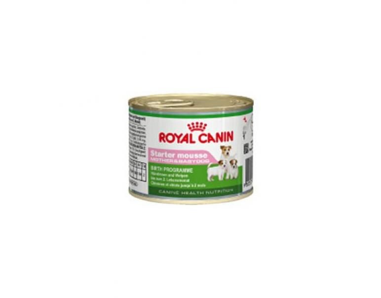 PACK AHORRO Royal Canin Starter Mouse Madres y Cachorros 12x195gr