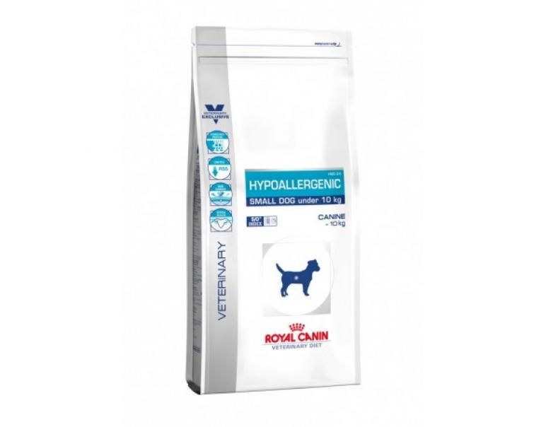 PACK AHORRO Royal Canin Hypoallergenic Small Dog 2 x 3,5 kg