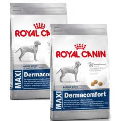 PACK AHORRO Royal Canin Maxi Dermacomfort 2x12kg