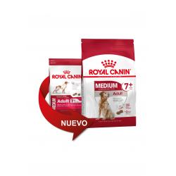 PACK AHORRO Royal Canin Medium Adult 7+ Mature 2x15kg