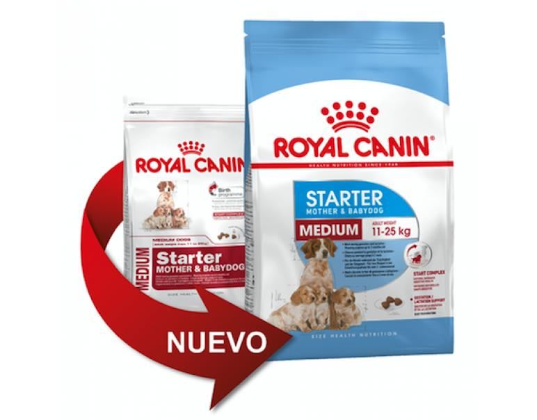 PACK AHORRO Royal Canin Medium Starter 2 x 12kg