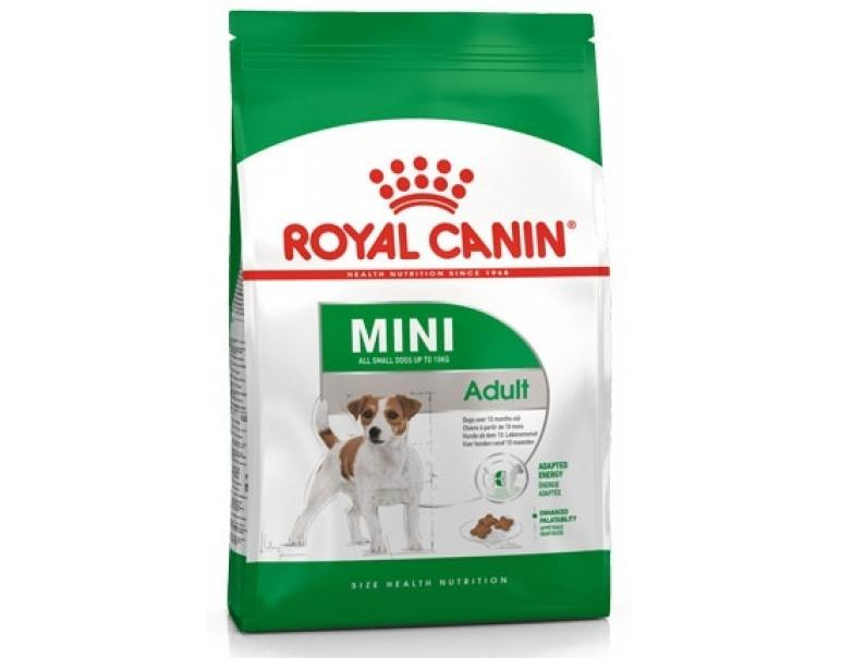 PACK AHORRO Royal Canin Mini Adult 2x8Kg
