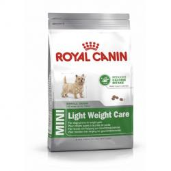 PACK AHORRO Royal Canin Mini Light Weight Care 2 x 8kg