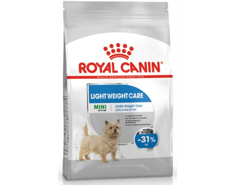 PACK AHORRO Royal Canin Mini Light Weight Care 2x 8Kg