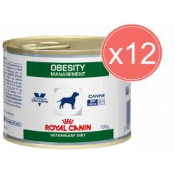 PACK AHORRO Royal Canin Obesity Management 12x195gr