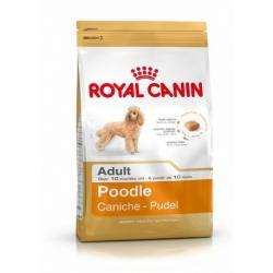 PACK AHORRO Royal Canin Poodle Caniche 2 x 7,5 Kg