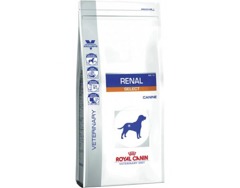 PACK AHORRO Royal Canin Renal Select 2x10kg