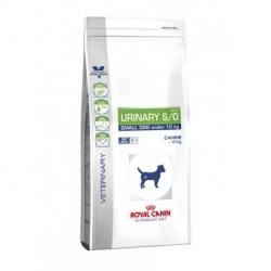 PACK AHORRO Royal Canin Urinary S/O Small Dog 2 x 4 Kg