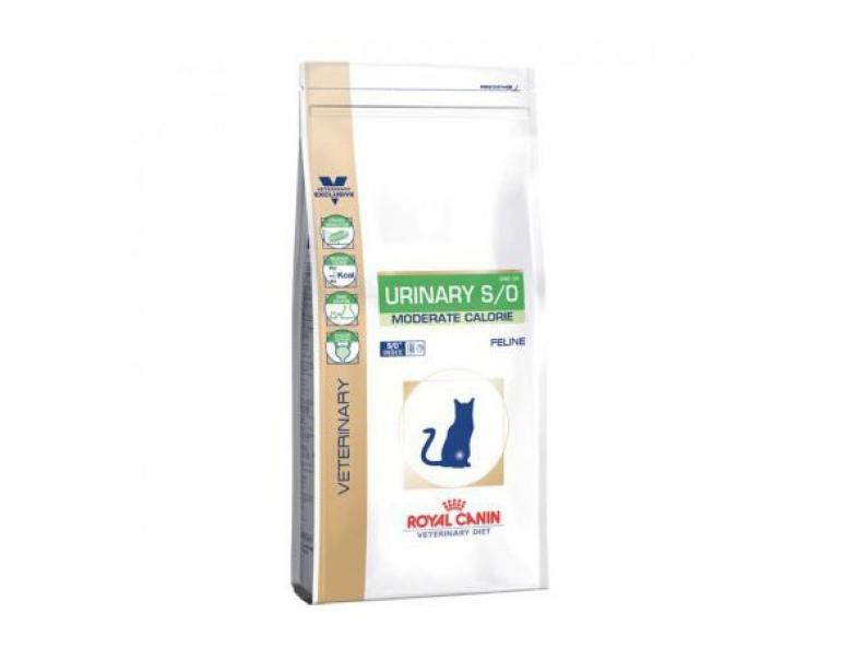 PACK AHORRO Royal Canin Veterinary Diet Urinary Moderate Calorie 2 x 7 Kg