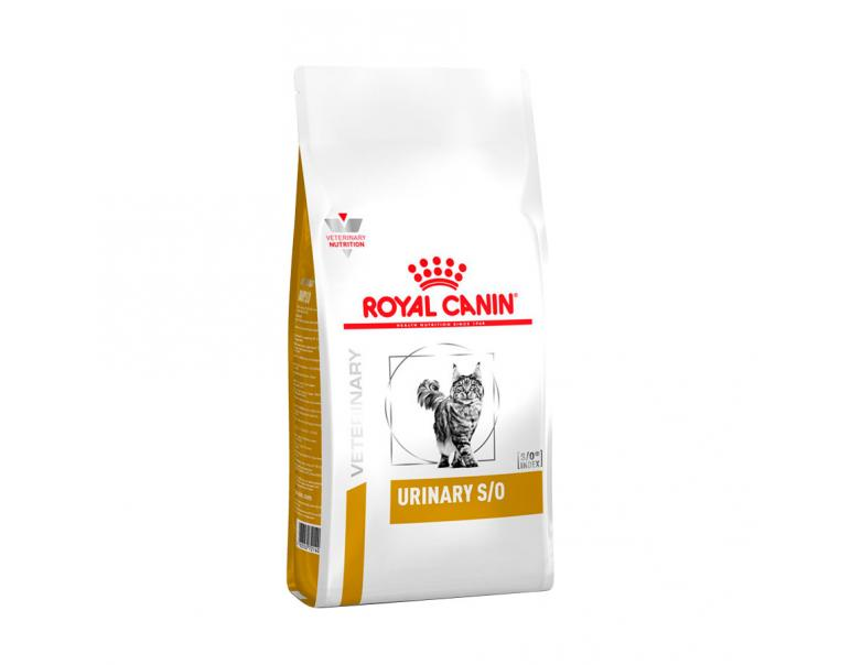 PACK AHORRO Royal Canin Veterinary Diet Urinary S/O LP 34 2 x 7 Kg