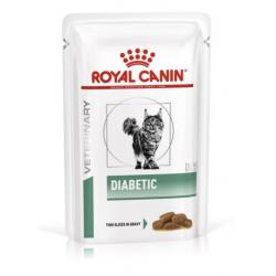 PACK AHORRO Royal Canin VHN Cat Wet Diabetic 12x85g
