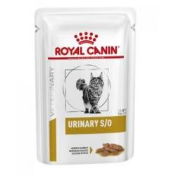 Royal Canin Urinary S/O en Salsa 85gr